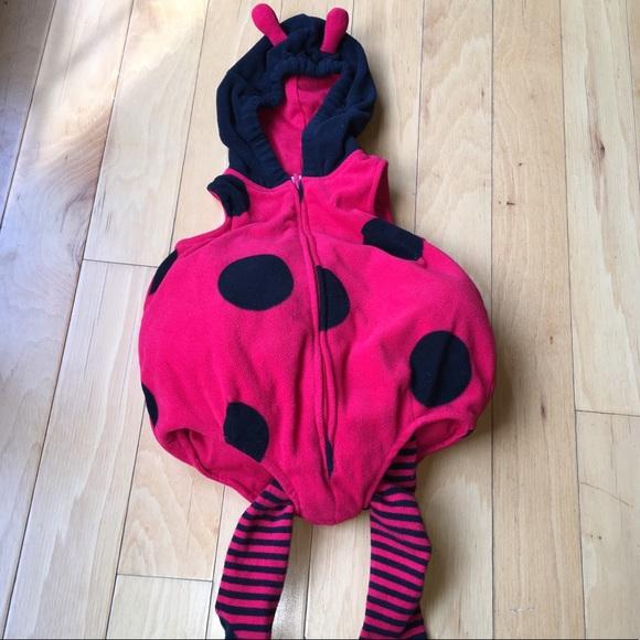 Carter's Other - Fleece Ladybug Costume